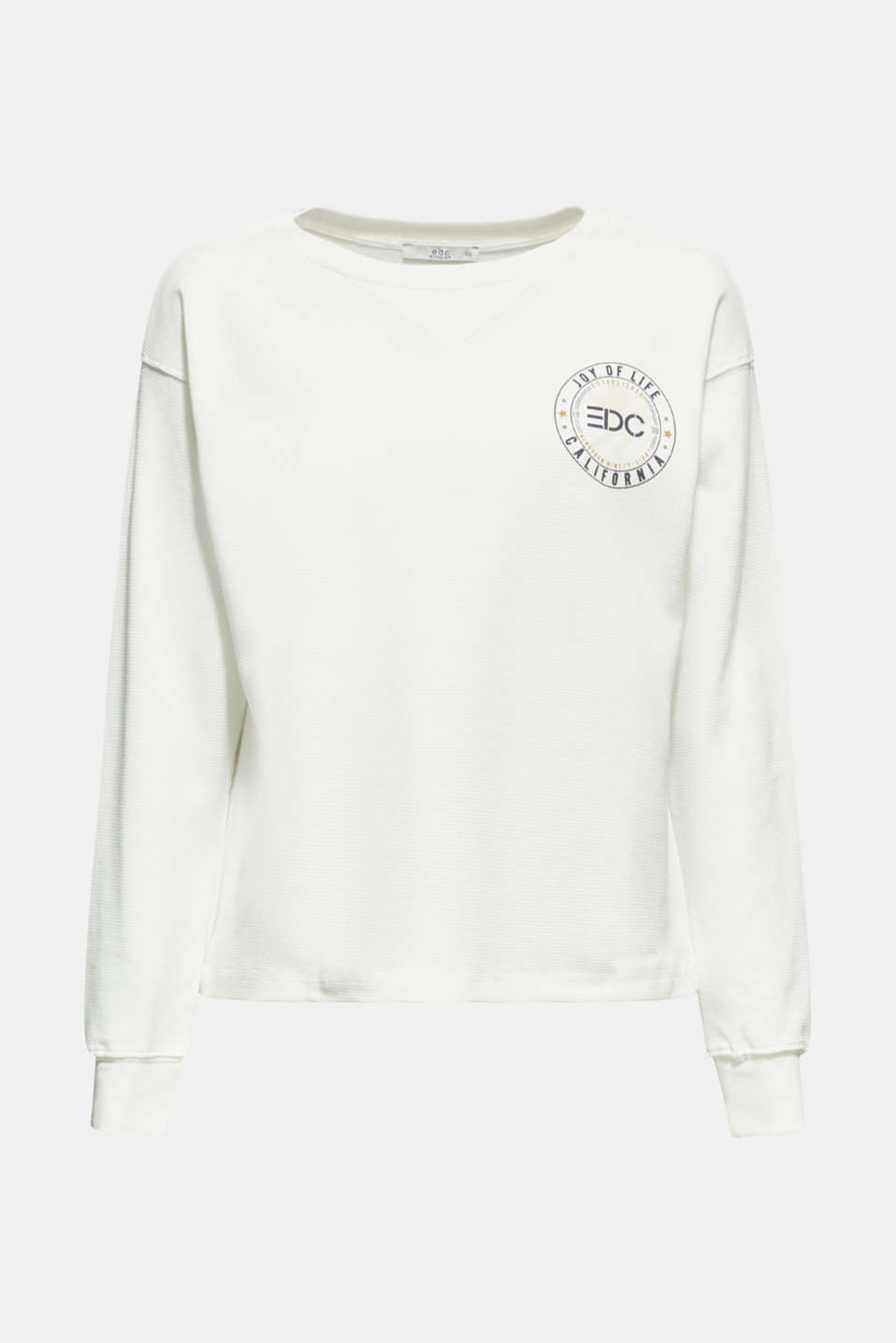 Sweatshirts, OFF WHITE, detail image number 6