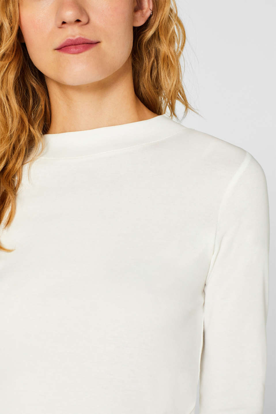 T-Shirts, OFF WHITE, detail image number 2