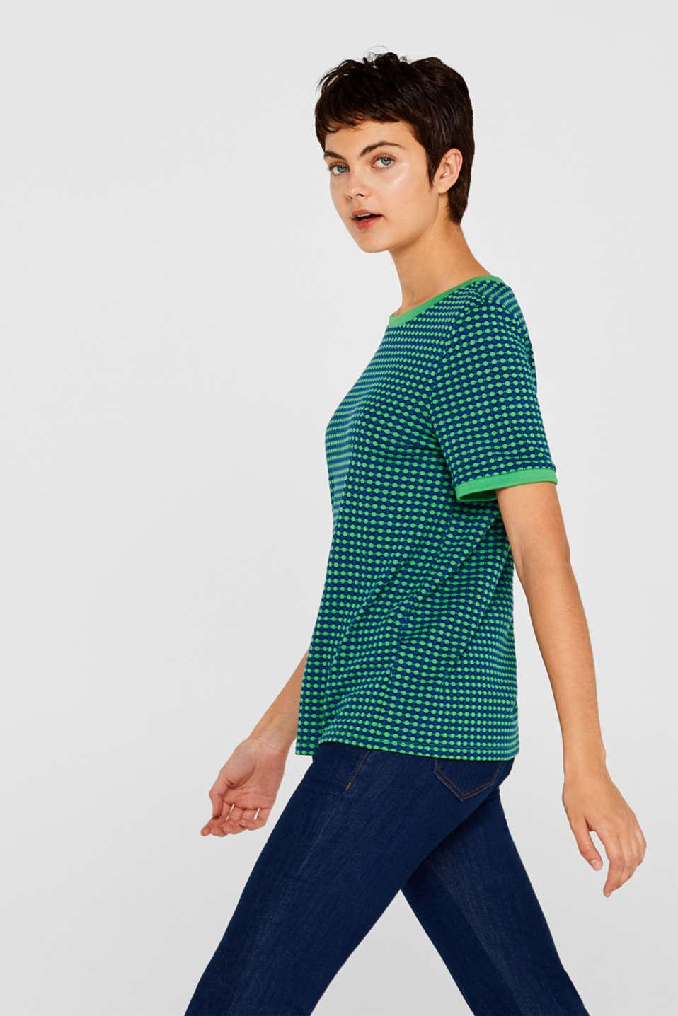 T-Shirts, GREEN, detail image number 5