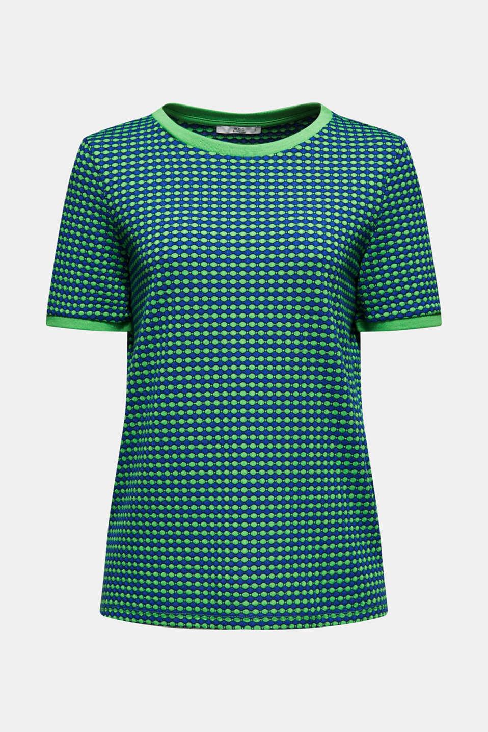 T-Shirts, GREEN, detail image number 8