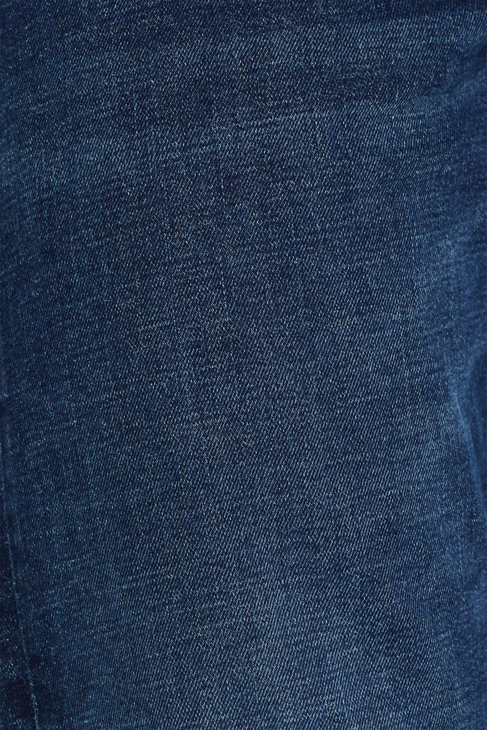 Pants denim, BLUE DARK WASH, detail image number 4