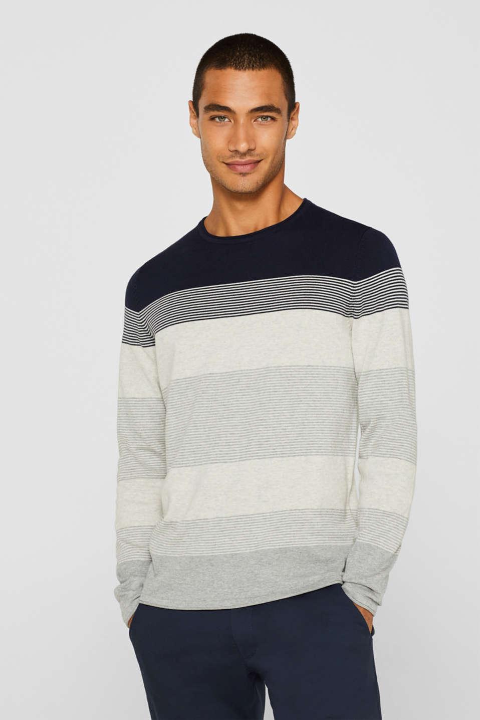 Sweaters, MEDIUM GREY, detail image number 0