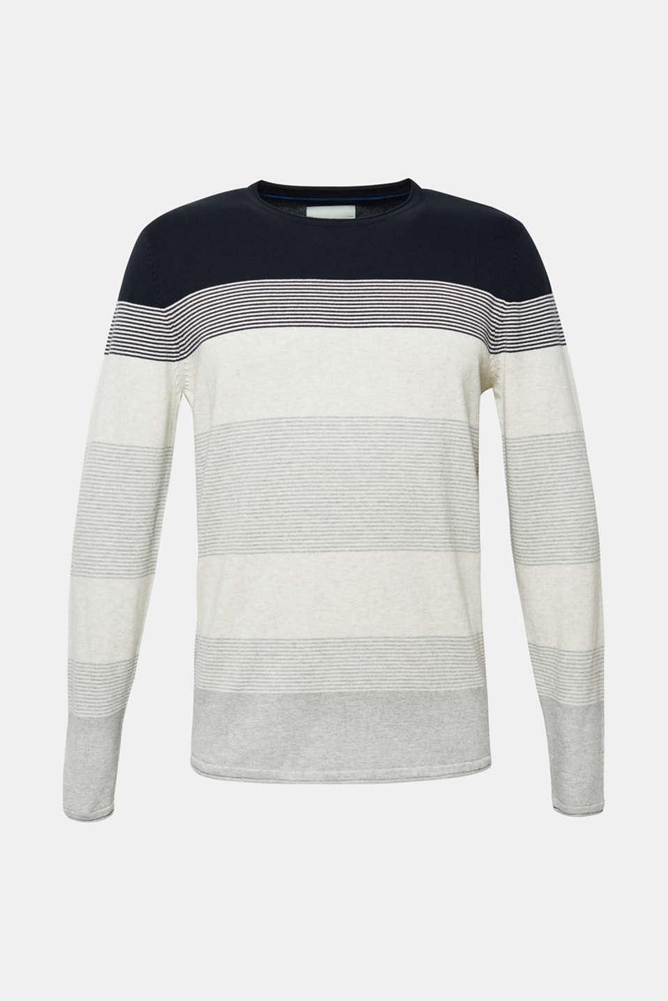 Sweaters, MEDIUM GREY, detail image number 7
