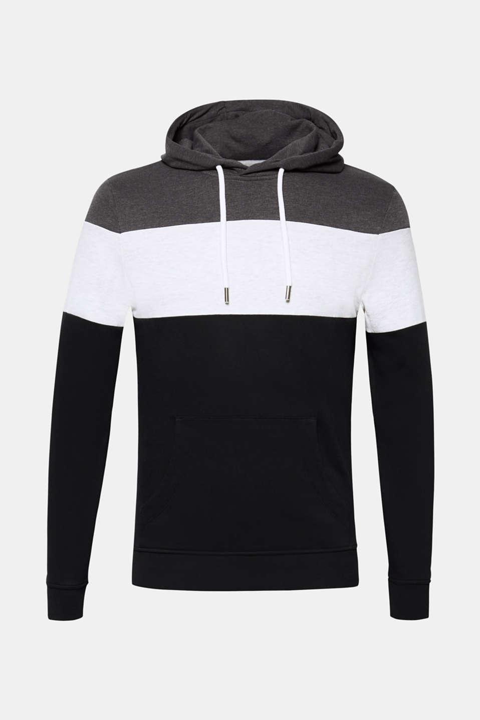 Sweatshirts, BLACK, detail image number 6