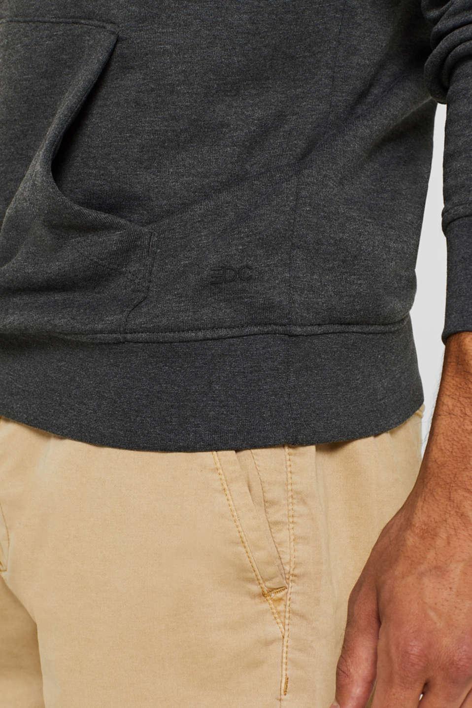 Sweatshirts, KHAKI GREEN, detail image number 6