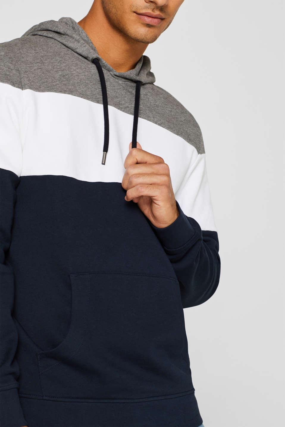 Sweatshirts, NAVY, detail image number 2