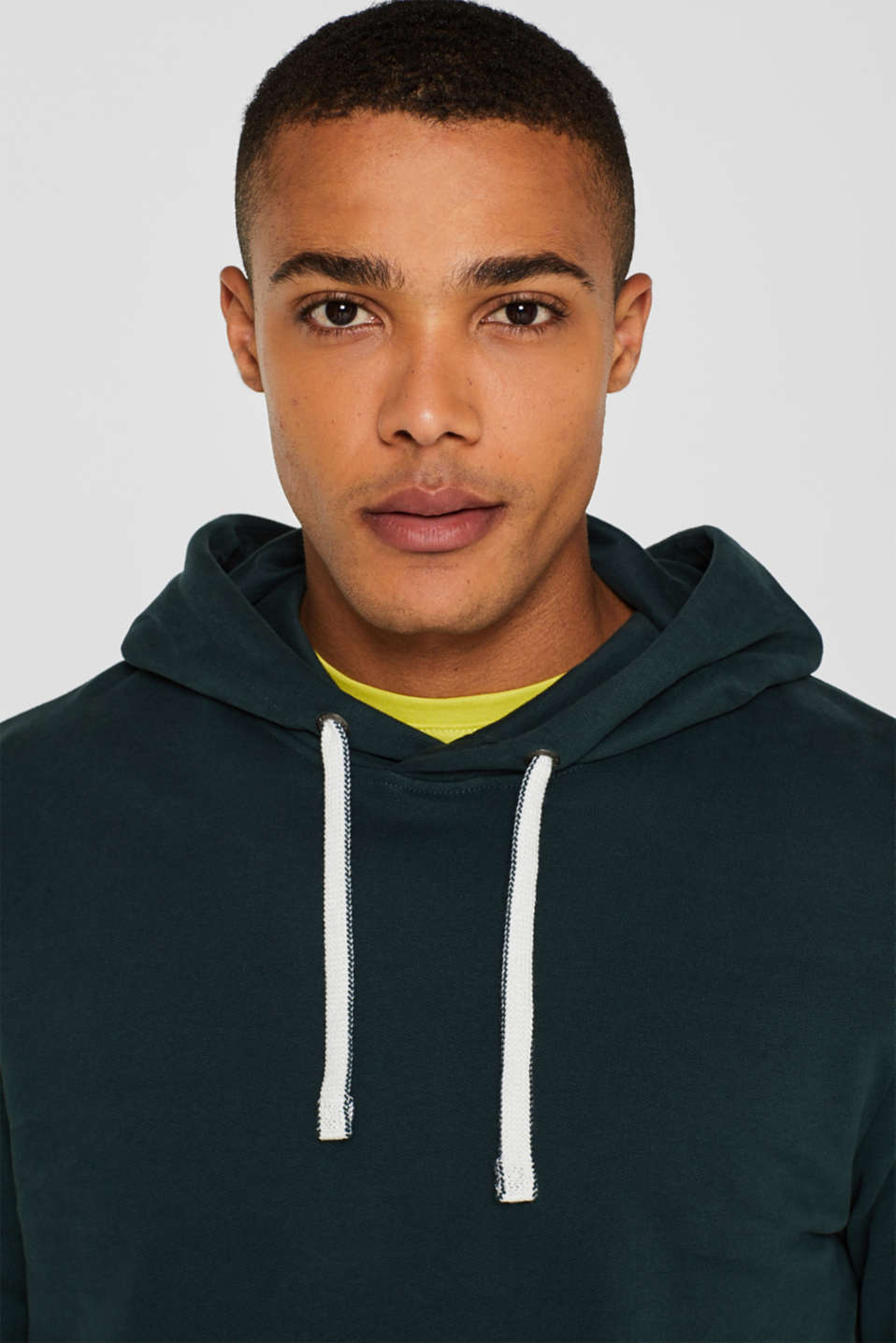 Sweatshirts, BOTTLE GREEN, detail image number 5