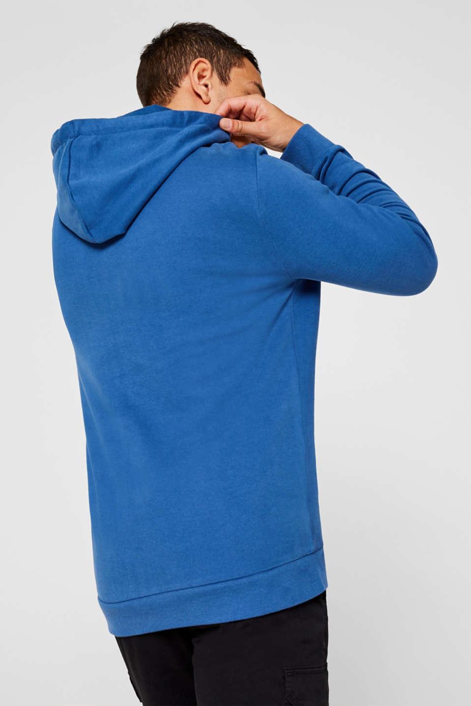 Sweatshirts, BLUE, detail image number 3