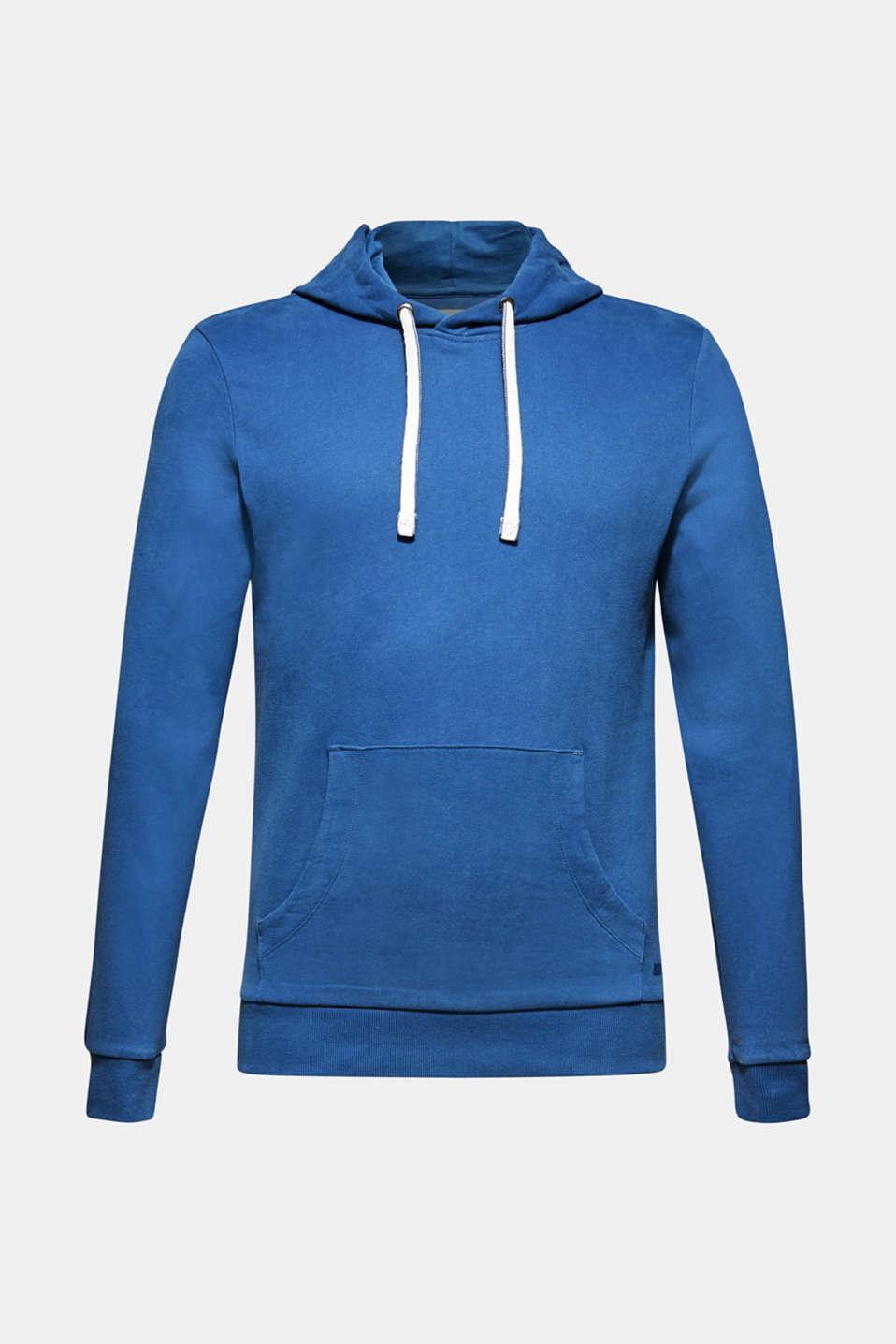Sweatshirts, BLUE, detail image number 6