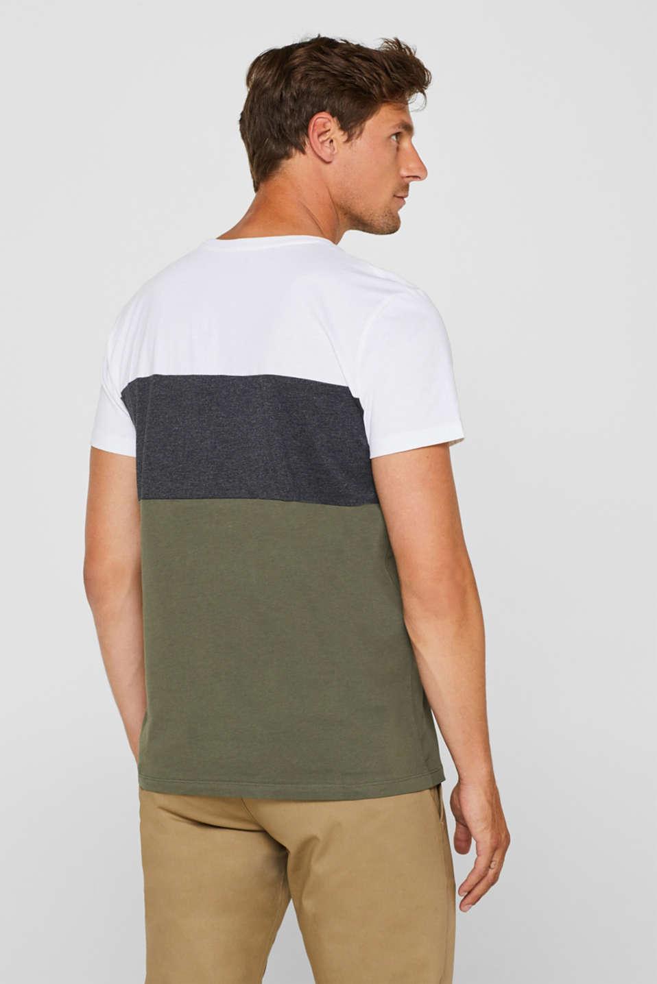 T-Shirts, DARK KHAKI, detail image number 3