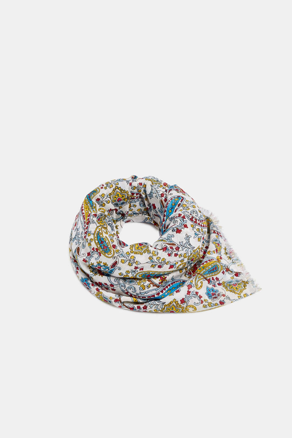 Esprit - Paisley pattern scarf