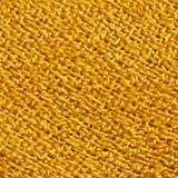 Fringed woven scarf, HONEY YELLOW, swatch