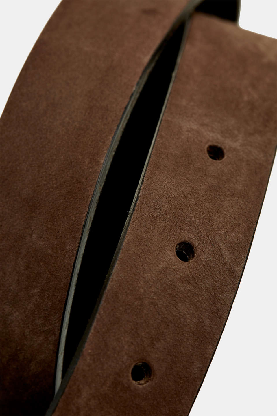 Belts leather, BROWN, detail image number 1