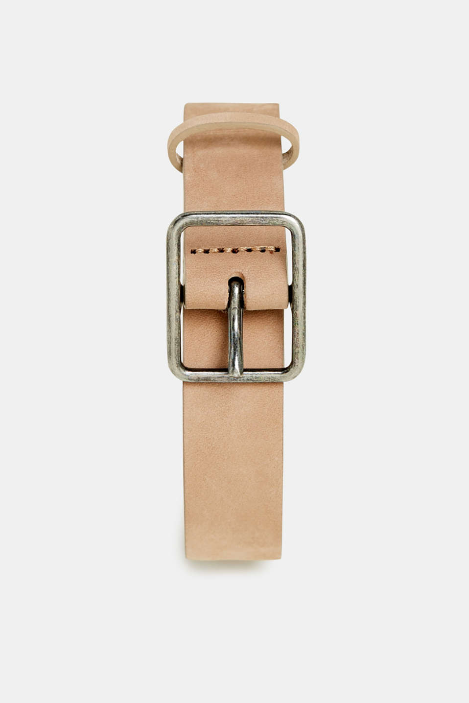 Esprit - Nubuck leather belt