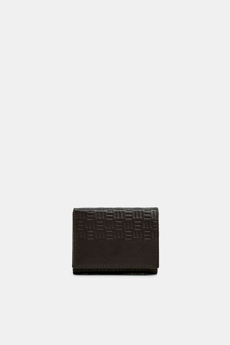 Esprit - Mini wallet made of chromium-free leather