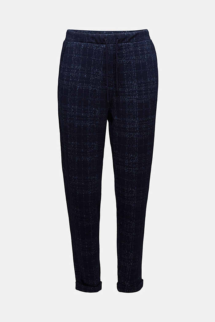 PIPING mix + match tracksuit bottoms, NAVY, detail image number 6