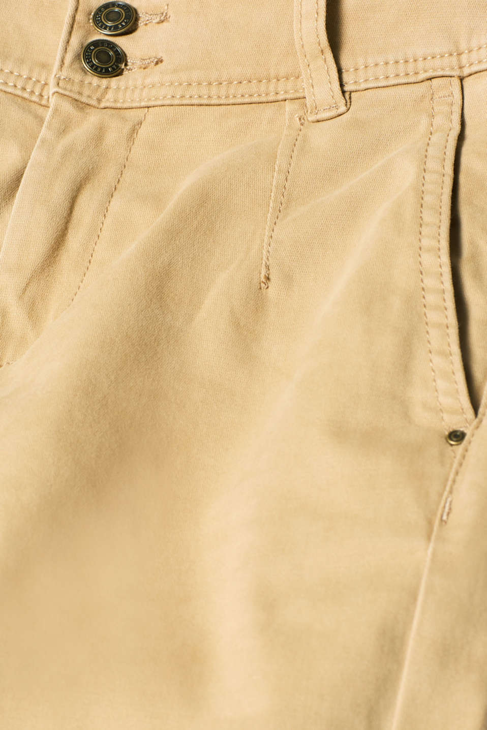 Pants woven, CAMEL, detail image number 4