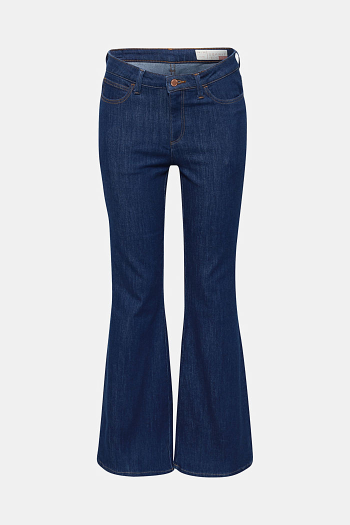 Stretch-Jeans mit Bootcut