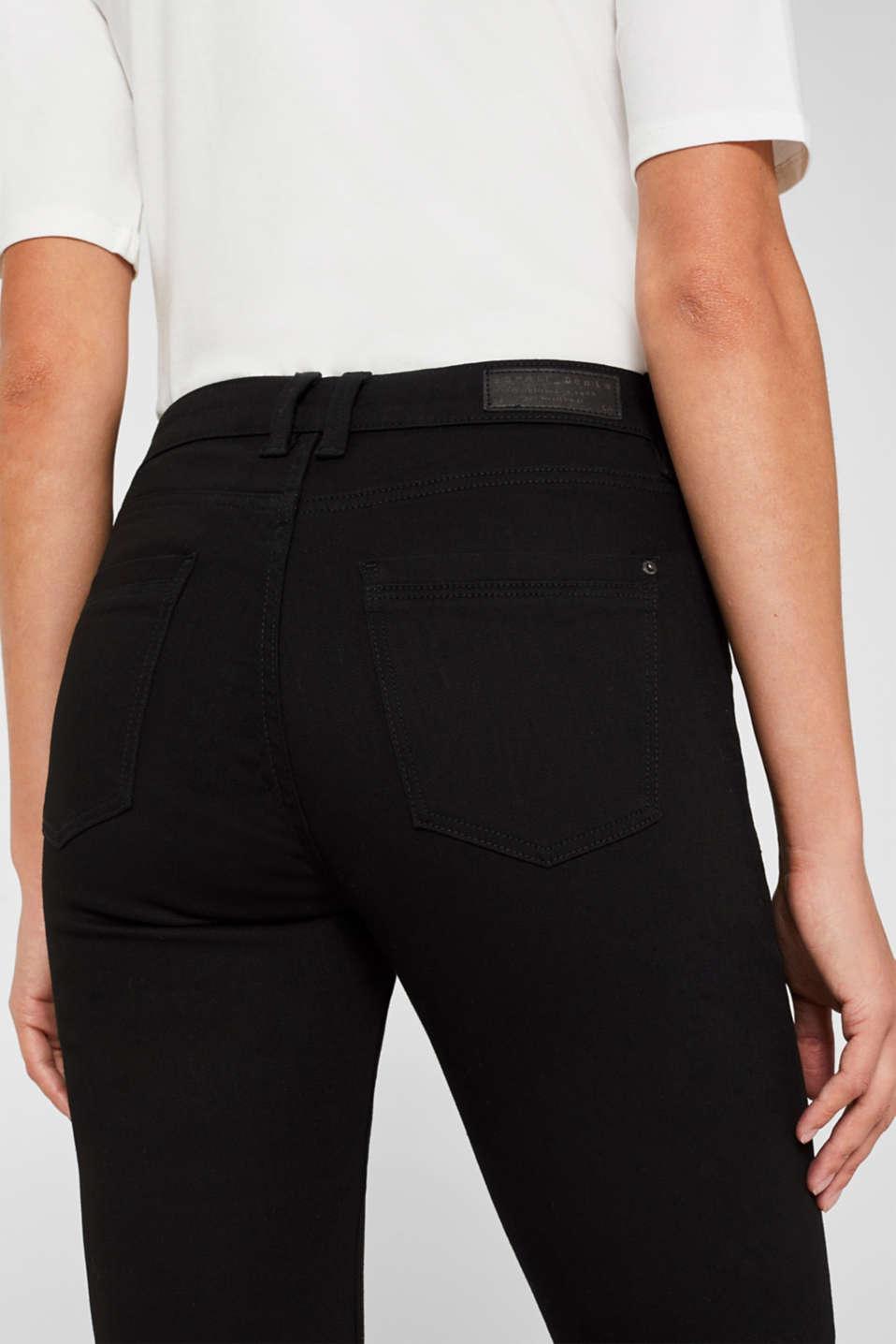 Pants denim, BLACK, detail image number 2