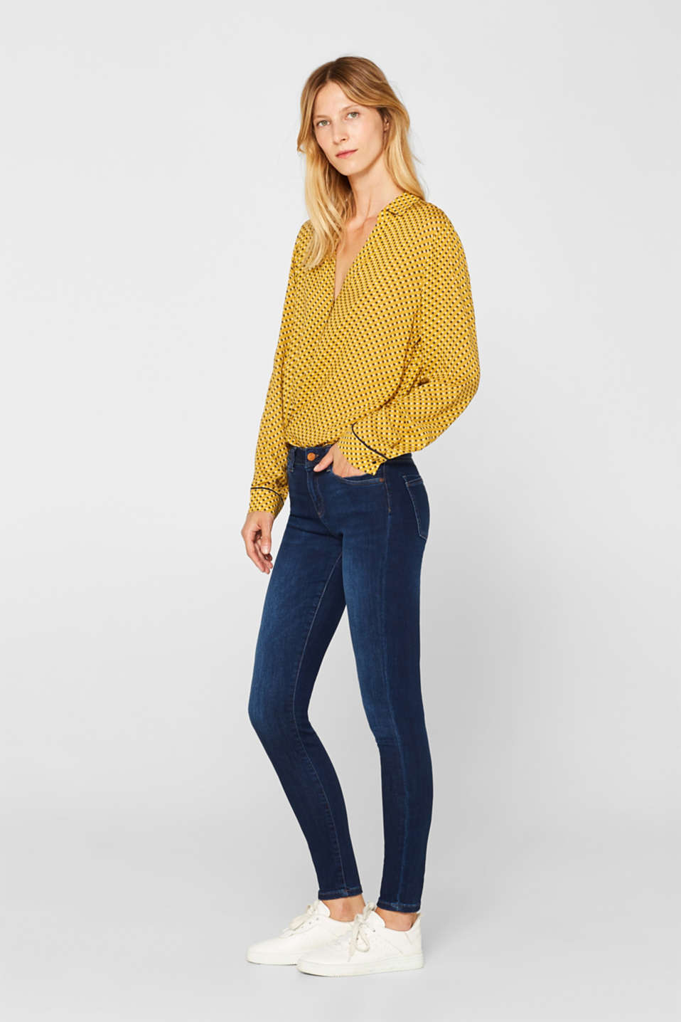 Esprit - Slim super stretch jeans