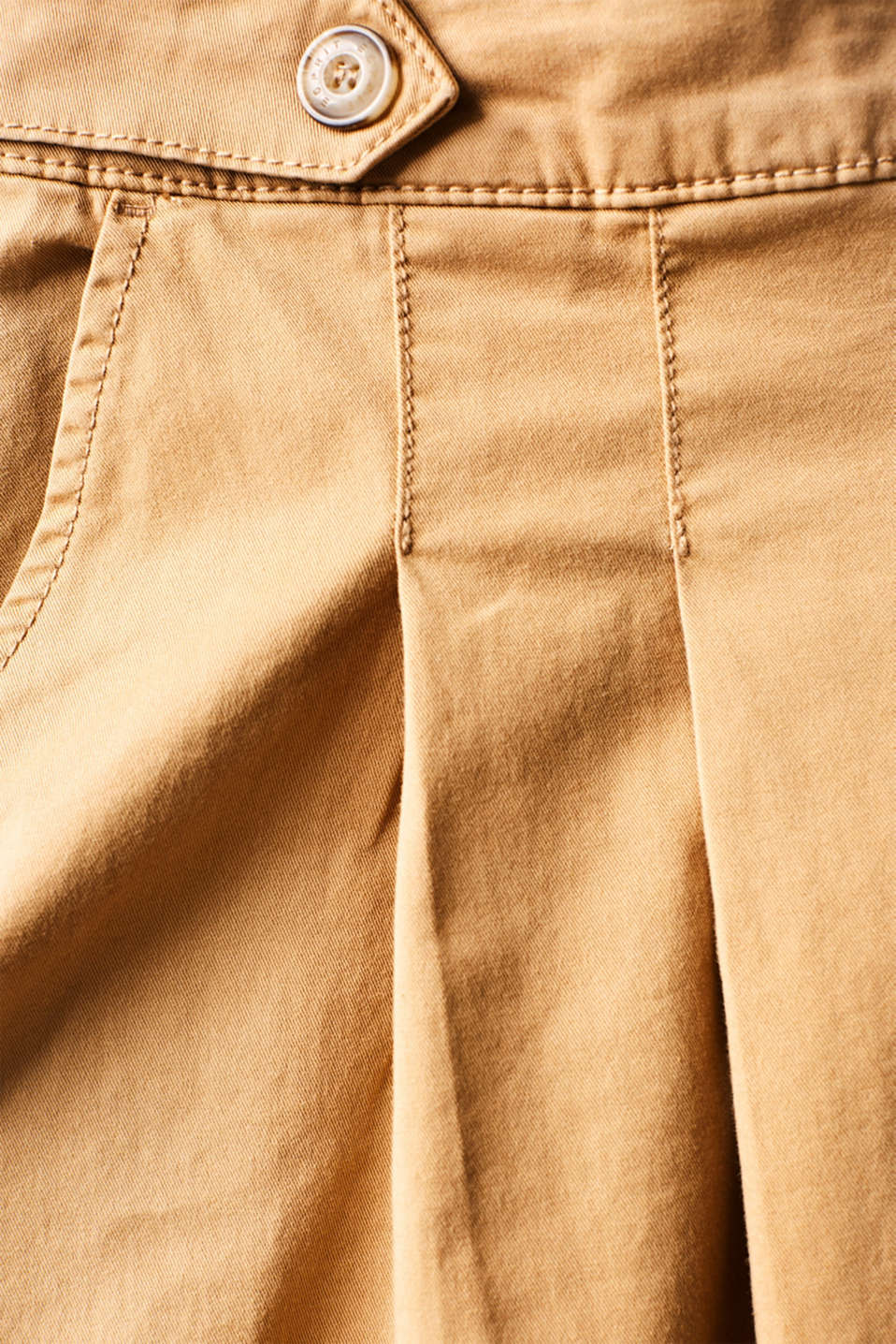 Skirts woven, CAMEL, detail image number 4