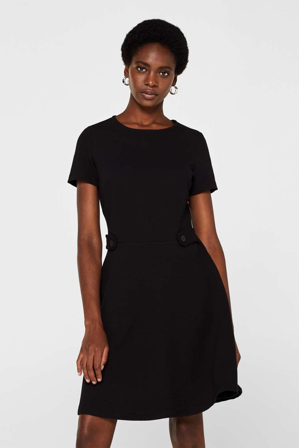 Esprit Compacte gebreide jurk met A lijn kopen in de