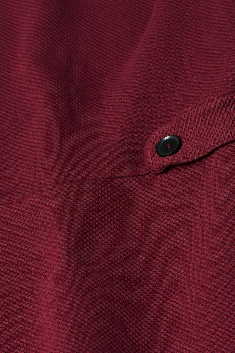 Dresses knitted, GARNET RED, detail image number 3