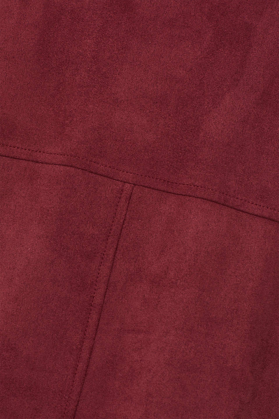 Dresses woven, BORDEAUX RED, detail image number 4