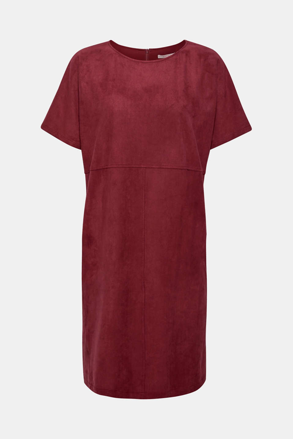 Dresses woven, BORDEAUX RED, detail image number 6