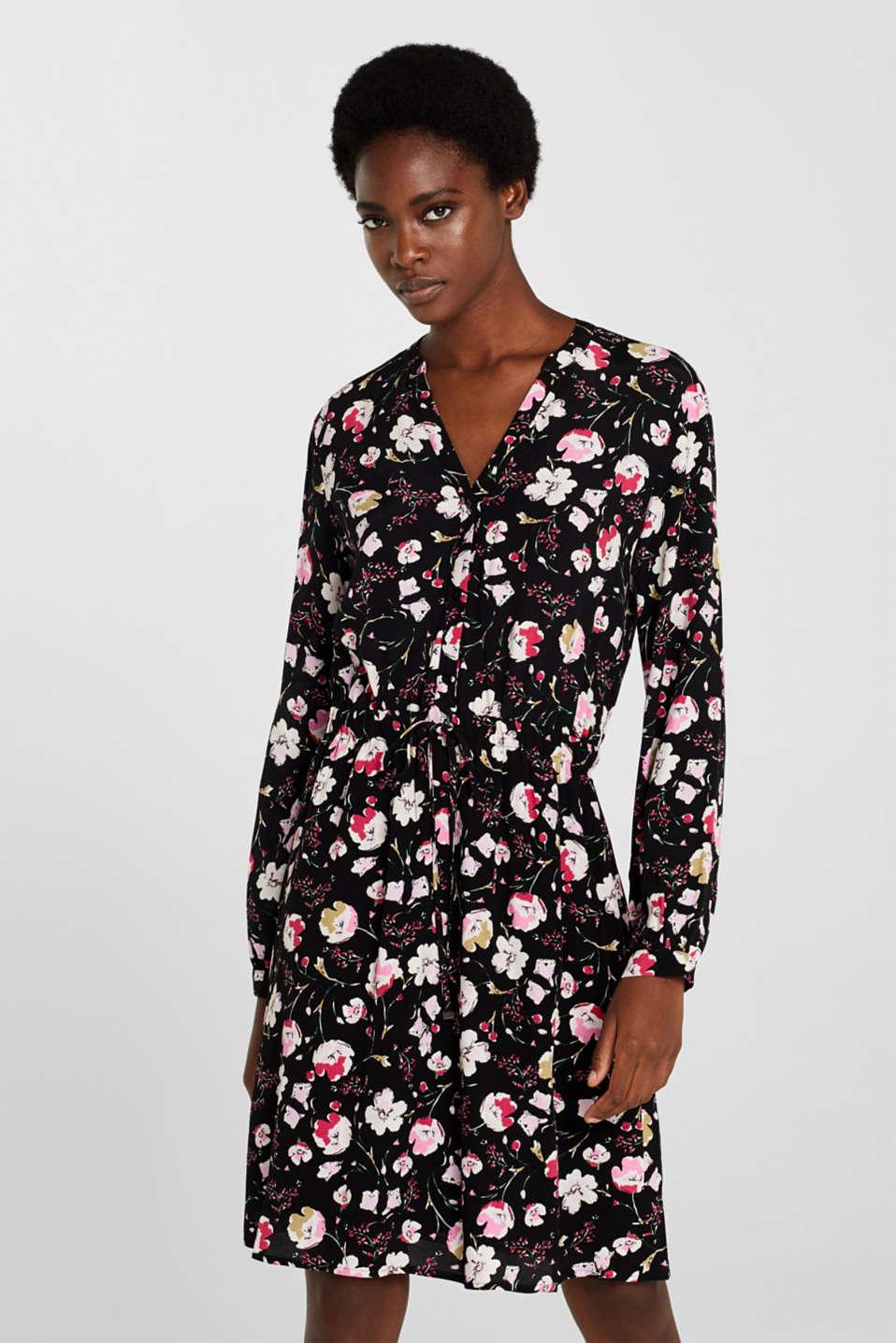 Dresses woven, BLACK, detail image number 0