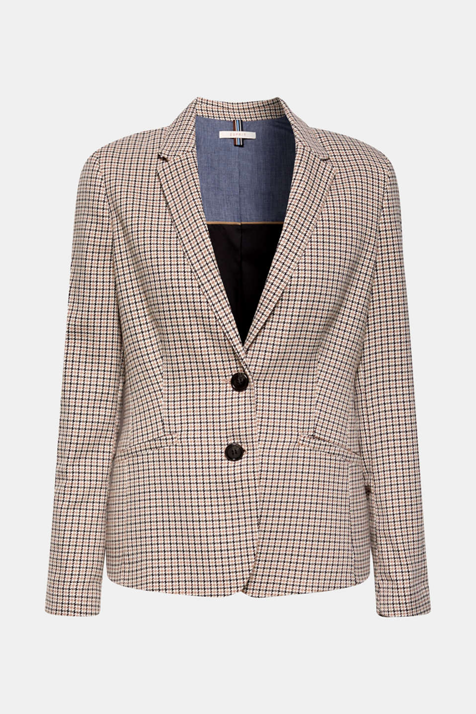 Blazers woven, CAMEL, detail image number 6