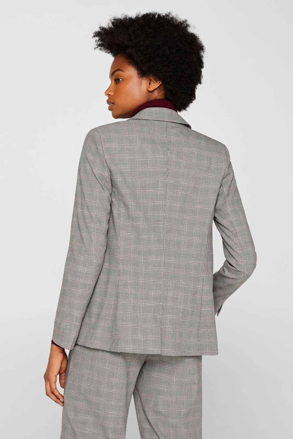 Blazers woven, LIGHT GREY, detail image number 3
