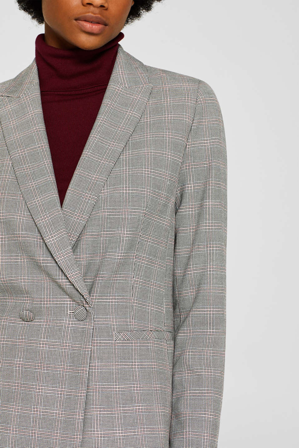Blazers woven, LIGHT GREY, detail image number 2