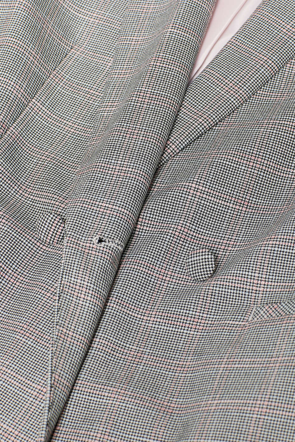 Blazers woven, LIGHT GREY, detail image number 4