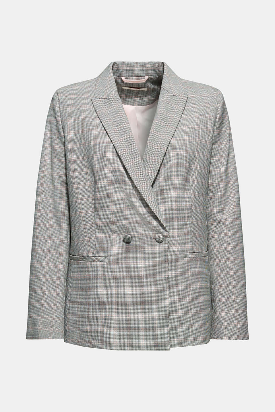 Blazers woven, LIGHT GREY, detail image number 5