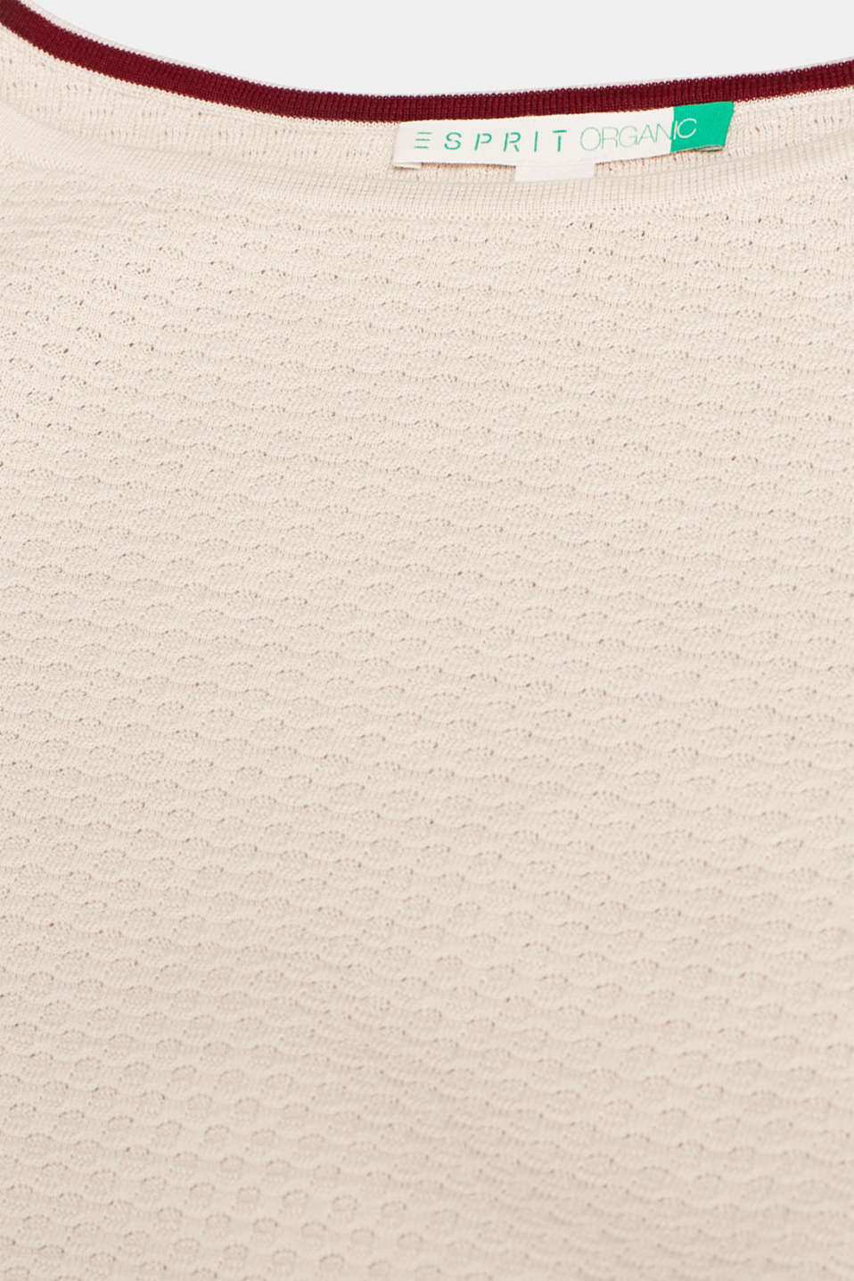 Sweaters, BEIGE 5, detail image number 4