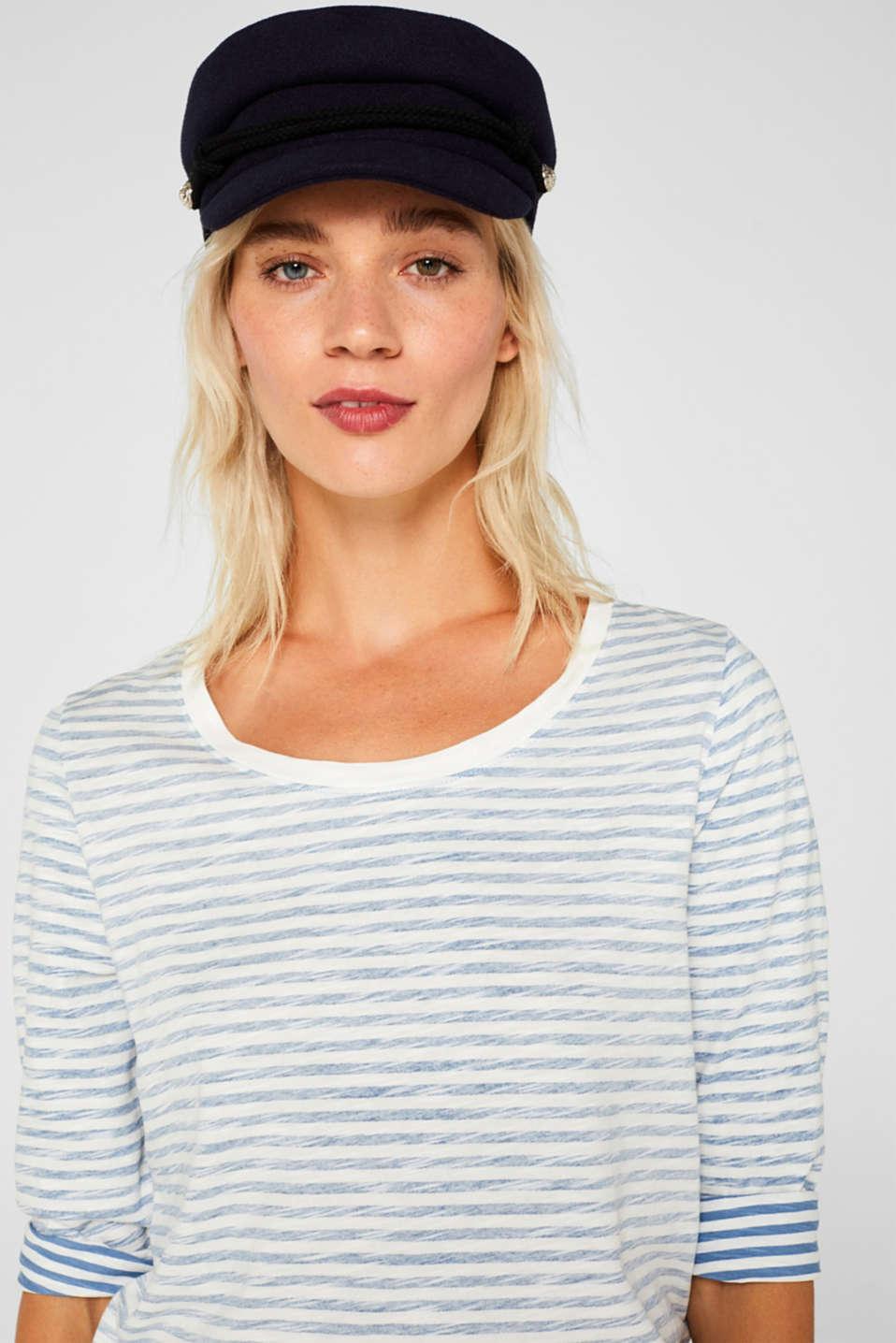 T-Shirts, LIGHT BLUE LAVENDER, detail image number 5