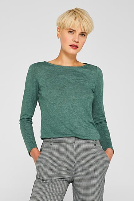 Großhandelspreis offizielle Fotos günstigster Preis T-Shirts & Langarmshirts für Damen im Online Shop   ESPRIT