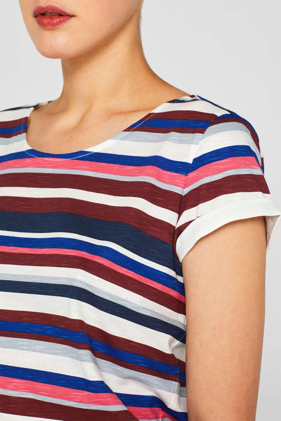 T-Shirts, GARNET RED, detail image number 2