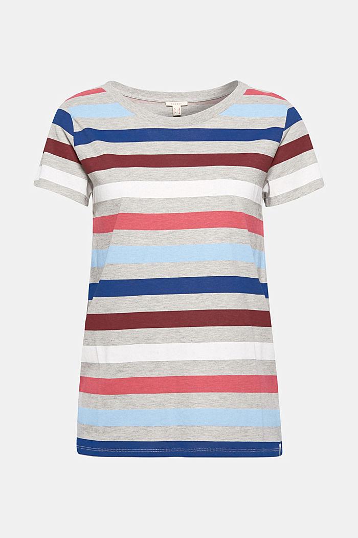 Stretch T-shirt, LIGHT GREY, detail image number 0