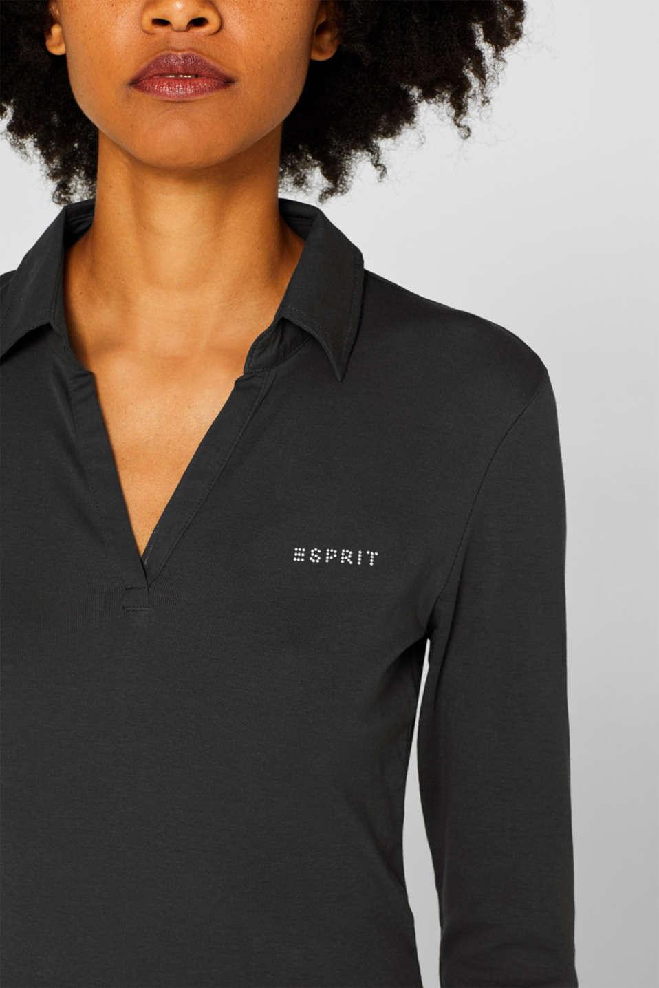 T-Shirts, DARK GREY 4, detail image number 2