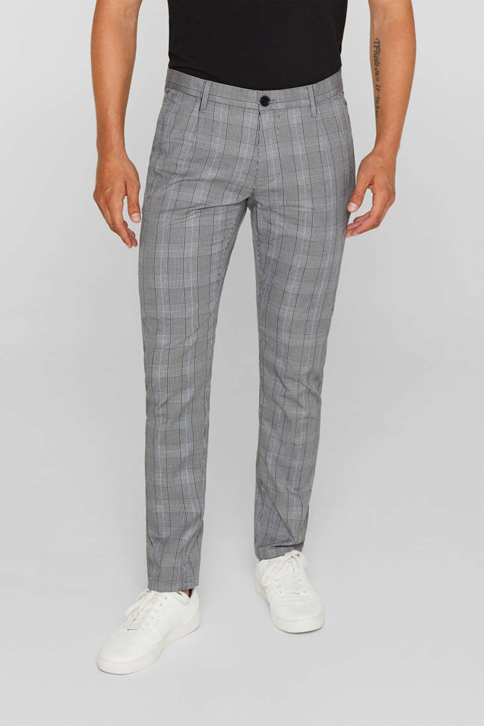 Pants woven Slim fit