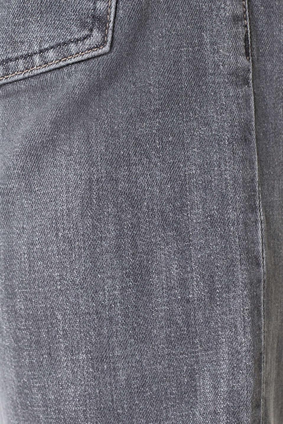 Pants denim, GREY MEDIUM WASH, detail image number 5