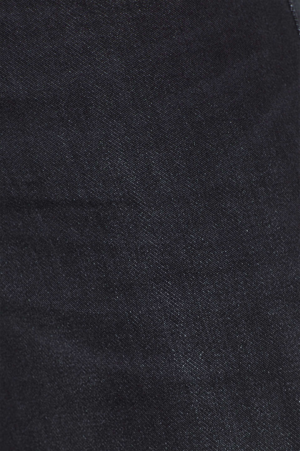 Pants denim, BLACK MEDIUM WASH, detail image number 4