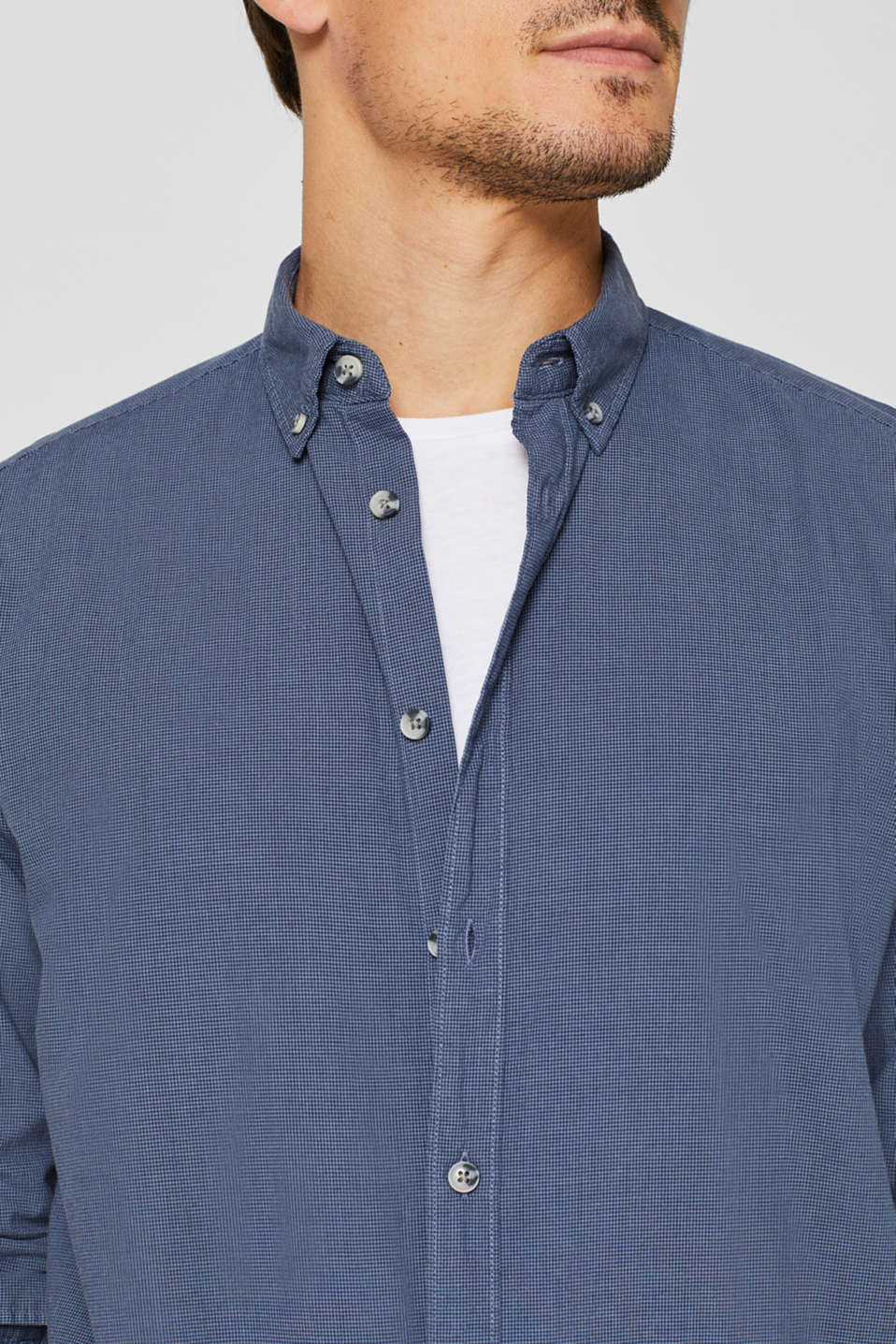 Shirts woven Regular fit, NAVY, detail image number 2