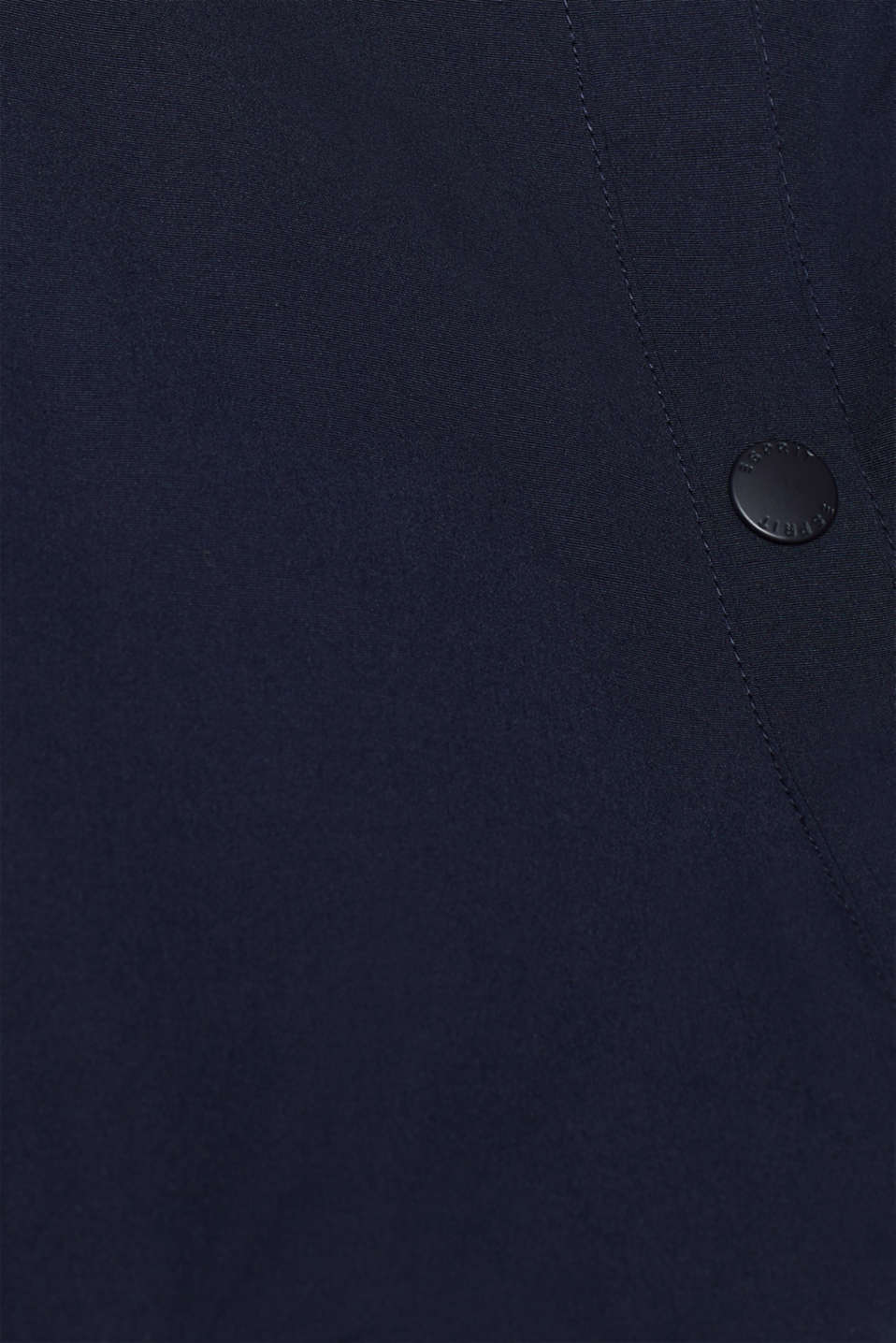 Bomber jacket with an adjustable hood, NAVY, detail image number 4
