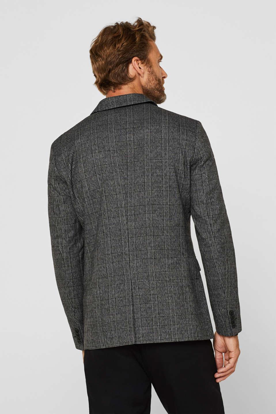 Blazers woven, DARK GREY, detail image number 3
