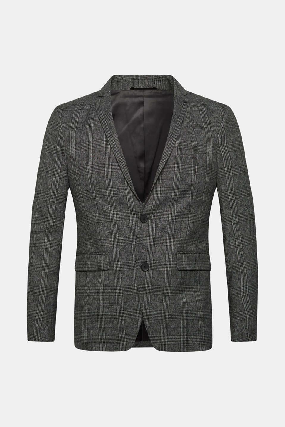 Blazers woven, DARK GREY, detail image number 8