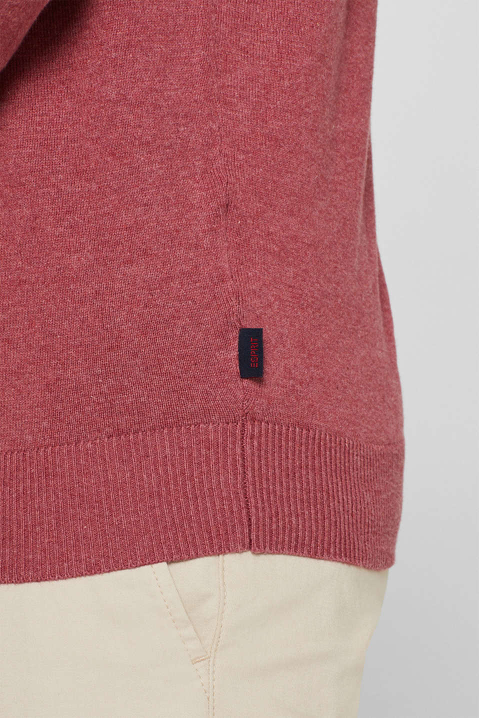 Sweaters, BLUSH, detail image number 2