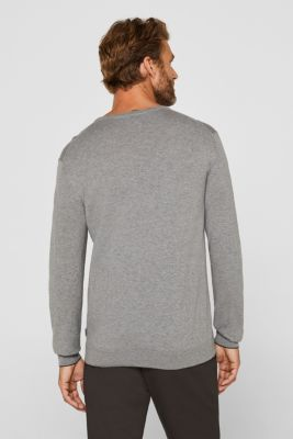 Esprit Med siden: Finstickad tröja i Esprits Online Shop